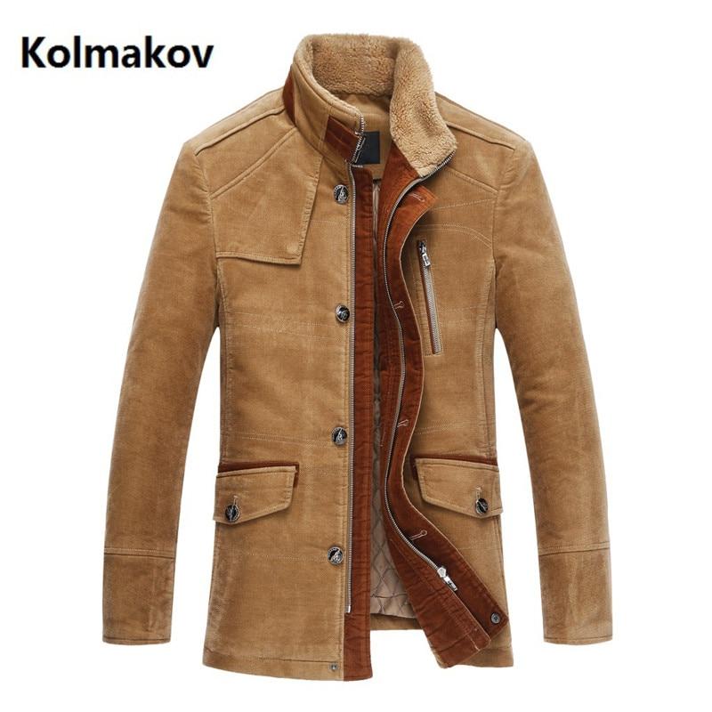 Hiver épaissir manteaux Classiques pour hommes Veste en laine de haute qualité décontracté trench hommes hommes Coupe Vent, taille M à 6XL, 7XL - 6