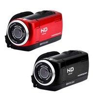 LCD 16MP 720 P Digitale Video Recorder Camera 16 xDigital ZOOM DV Draaien Ondersteuning 64 GB Sd-kaart Anti-schudden VGA Drop Verzending
