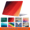 HOT!!! Case for MacBook Air 13 Luxury Printed Colors Pattern Air 11 12 Hard Shell Cover for Macbook Pro Retina 13 15 Case