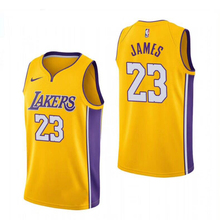 df9b24cae10 lebron james 23 New game 2018-2019 lakers jersey basketball. US  20.88    piece Free Shipping