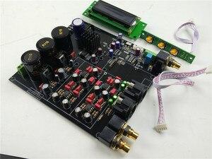 Image 3 - Phiên Bản MỚI ES9038 ES9038PRO DAC giải mã lắp ráp board nâng cấp Crystek CCHD 575 tùy chọn USB XMOS XU208 hoặc Amanero HIFI ÂM THANH
