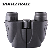 цены High Times 10X22 HD Porro Binoculars Telescope Pocket Lightweight Binocular Spotting Scope Portable Binoculo Telescopio