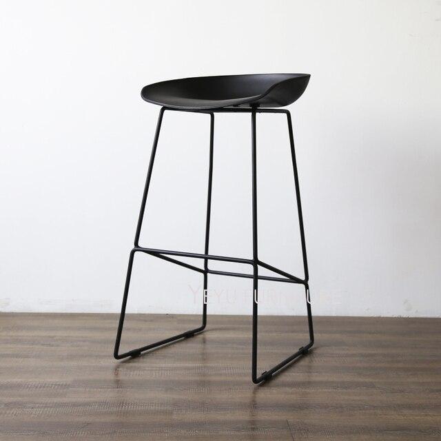 Diseno Moderno Altura Del Asiento 65 Cm 75 Cm Taburete De Cocina - Taburetes-de-cocina-modernos