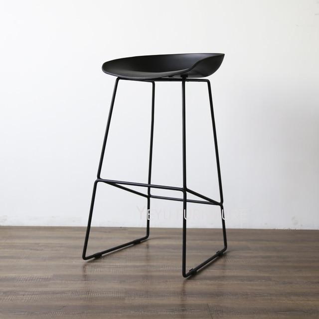 Modern Design Seat Height 65cm 75cm Kitchen Room Counter Stool ...