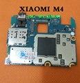 "Original 3g + 16g placa madre para xiaomi mi4 m4 3g wcdma 5.0 ""FHD 1920*1080 P Snapdragon801 Quad Core 3 GB RAM 16G ROM Envío Gratis"