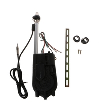 New Universal 12V Car Auto AM FM Radio Electric Power Automatic Antenna Aerial Kit For Toyota Camry Cadillac Jeep Grand Cherokee