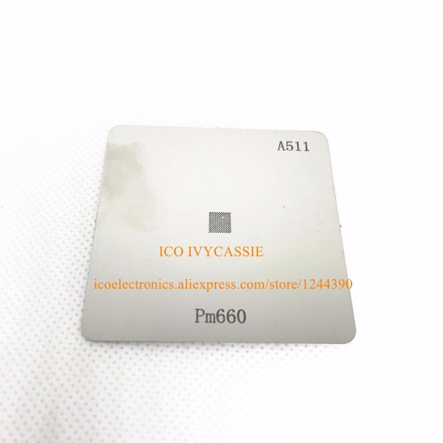 For Pm660 Bga Stencil Direct Heating Template A511