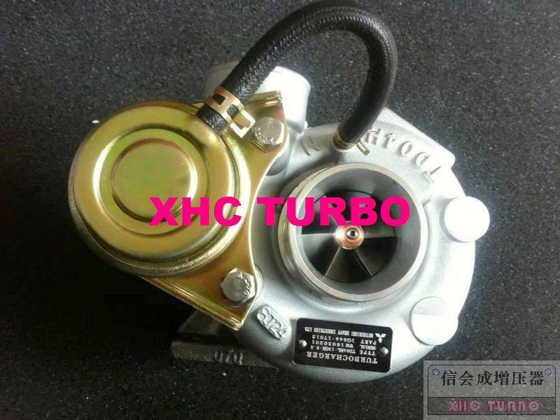 Vriendelijk Nieuwe Td04hl 1g544-17013 49189-00910 Turbo Turbo Voor Kubota Kato Bobcat S250 Kat 906 V3800dit A47gt 3.8l 71kw