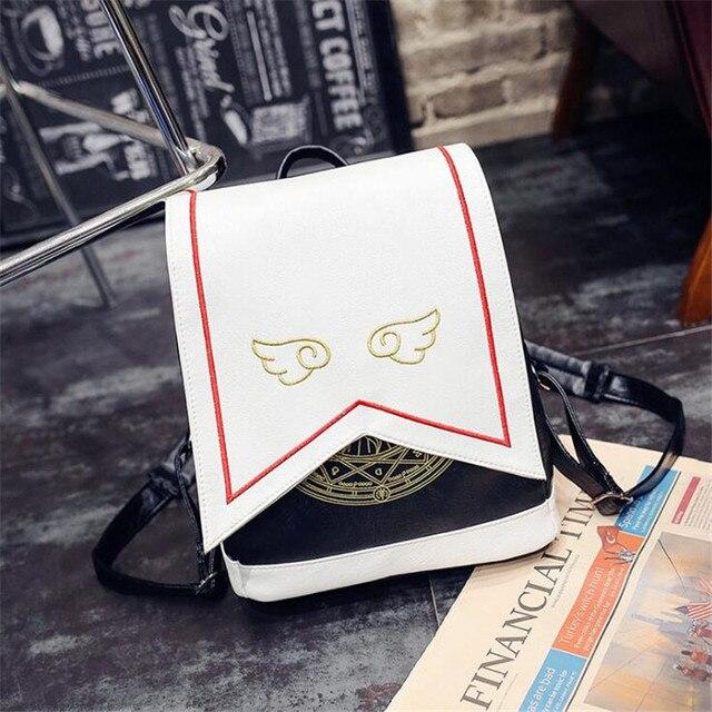 Аниме рюкзак Сакура собирательница карт вариант 2 3