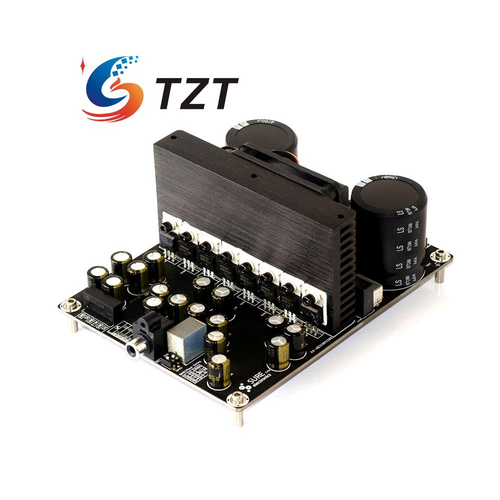 IRS2092 Class D Digital Audio Amplifier Board HIFI Subwoofer Signel Channel 2500W for Stage KTV