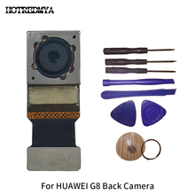 For Huawei G8 GX8 Rear Back Camera Big Facing Main Camera Module Flex Cable Replacement Repair Part With Tool back camera for huawei honor 6x main back facing camera module for honor 6x cell phone rear camera replacement parts