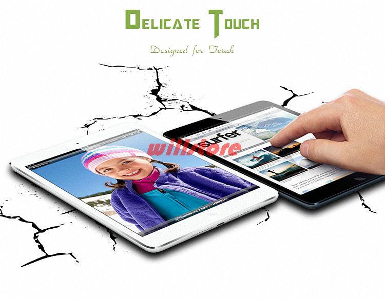 Temperli Şüşə Ekran Qoruyucu qoruyucu film CASE For HTC Desire - Cib telefonu aksesuarları və hissələri - Fotoqrafiya 5