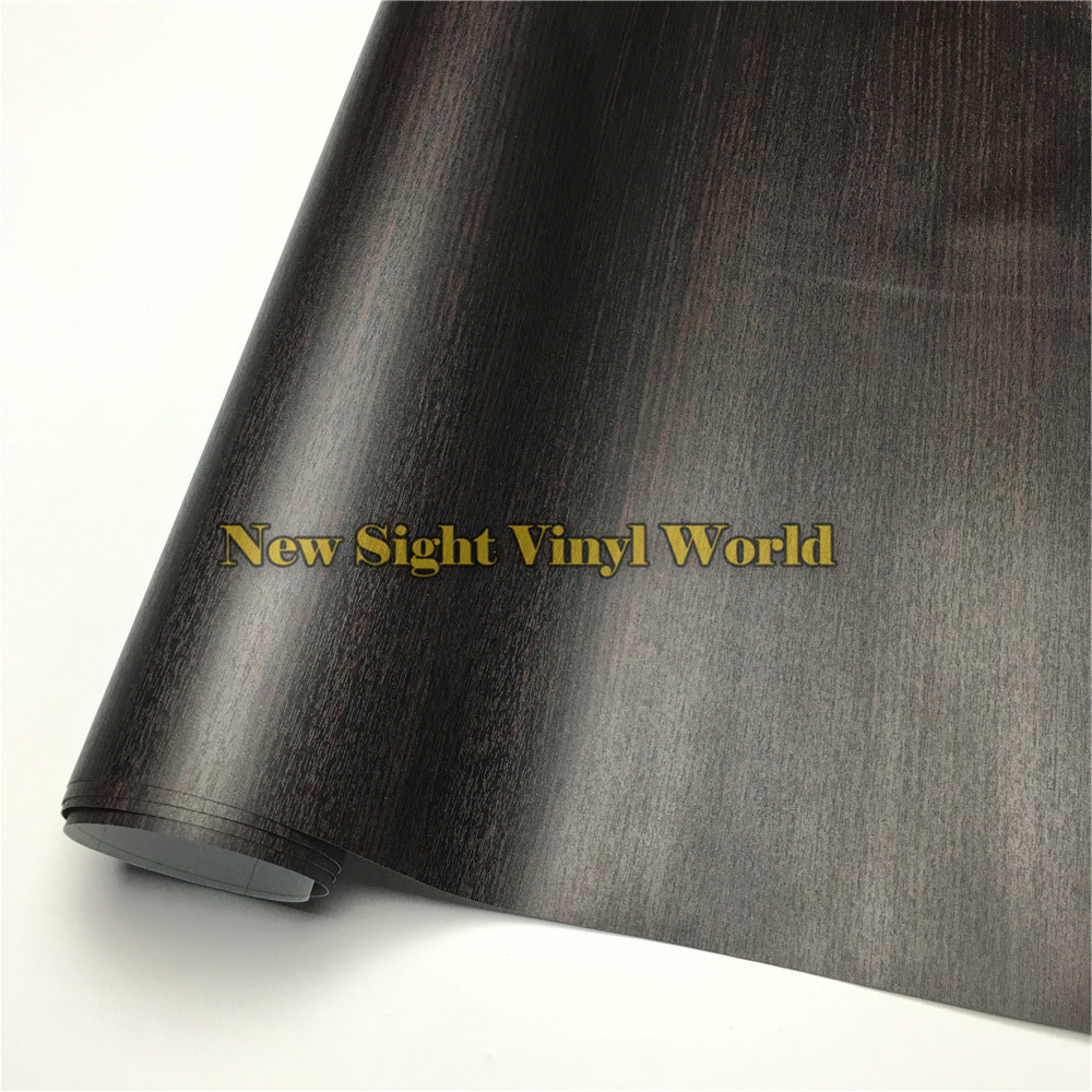 Oak Wood Car Sticker Car Wood Vinyl Film Floor Furniture Auto Interier Size:1.24X50m/Roll(4ft X 165ft)