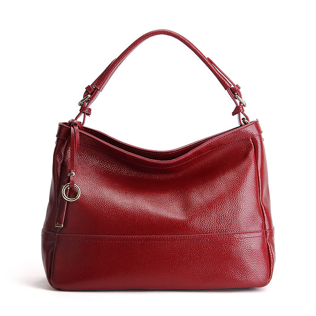 Brand New Designer Women Leather Hobo Bag Real Leather Lichi ...