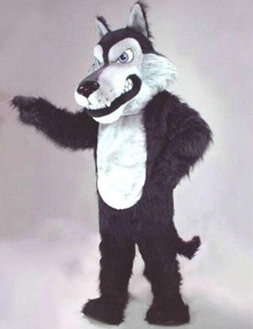 Prólogo - Entrando pro time Mascote-lobo-preto-coyote-traje-da-mascote-fantasia-personalizado-traje-anime-cosplay-kit-mascotte-tema-fantasia