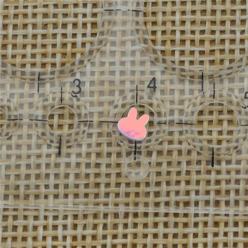 30 г мм 4 мм Кролик Форма Блеск пайетки для рукоделия ПВХ пайетками для роспись на ногтях маникюр/Свадьба Рождество Декор конфетти