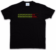 Decibel Meter / Graphic EQ t-shirt