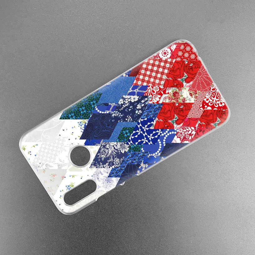 Русский чехол с флагом для huawei Honor 8X Y9 9 10 Lite Play 7C 8C 8S 8A фотоаппаратов моментальной печати 7S 7A Pro V20 20i Y6 Y7 Y5 2019 жесткий чехол из ПК для телефона Coque