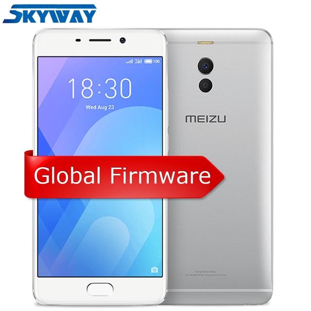 "Ban đầu Meizu M6 Note 3 GB 16 GB 4G LTE Di Snapdragon 625 Octa Core 5.5 ""1920X1080 P 4000 mAh Pin Sạc Nhanh"