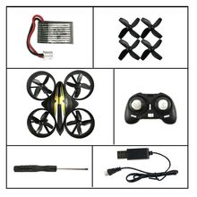 Mini RC Drone Quadcopter 2.4G Headless Mode One Key Return Helicopter Toys For Kids