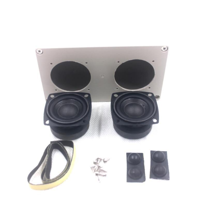 Audio Speaker 2inch Full-Range Home Theater Car-Stereo 8W for 3-Ohm