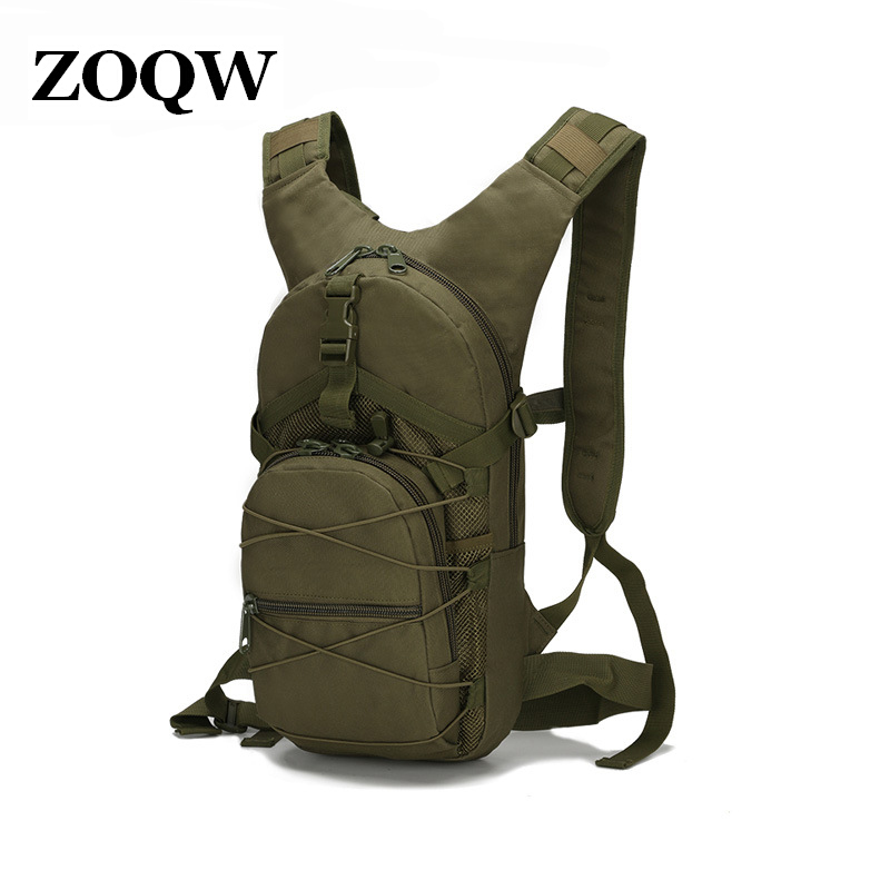 Us 26 04 50 Off Camouflage Military Backpack Men Black Bag Fashion Small Backpacks For Age S New Waterproof Bags Mochila Mujer Wuj1246 In