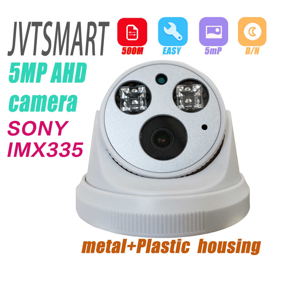 4MP 5MP SONY IMX335 AHD Analog Indoor dome camera 3.6mm Camera  High Definition Surveillance Camera CCTV Camera Securit