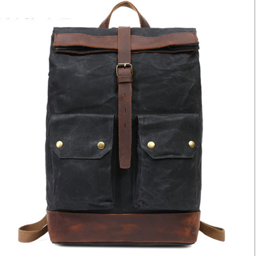 где купить Vintage Canvas Backpack Men 2018 Fashion Large Capacity Backpacks For Teenagers Casual Backpacks Bags For Women Rucksack по лучшей цене