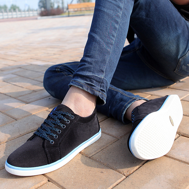 Aliexpress.com : Buy 2015 Men Casual Shoes Fashion Brand Men ...