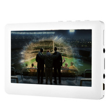 8GB Touch Screen MP3 MP4 MP5 Video Player With 4.3″ TFT Screen