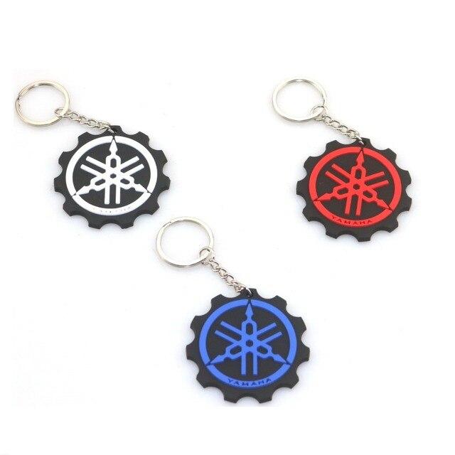 אופנוע דגם Keychain Keyring מפתח שרשרת מפתח טבעת מחזיק עבור ימאהה R6 קטר דגם