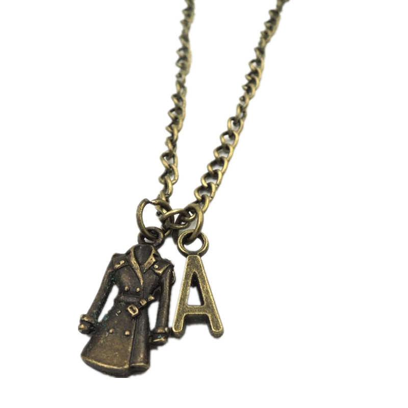 Pretty Little Liars ทีวีสร้อยคอแรงบันดาลใจ fandom troian Bellisario Aria Montgomery Lucy Hale Fiebls Shay Mitchell Bronze