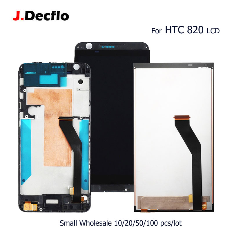 10/20/50/100 pcs/lot LCD Display For HTC desire 820 820n 820s 820G 820qi Touch Screen Digitizer Assembly With/No Frame Orig10/20/50/100 pcs/lot LCD Display For HTC desire 820 820n 820s 820G 820qi Touch Screen Digitizer Assembly With/No Frame Orig