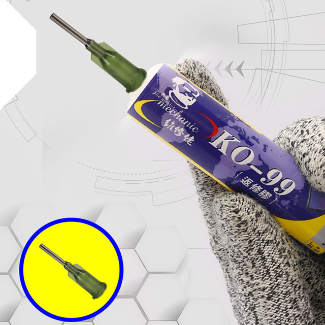 MECHANIC 10CC KO99 Frame Adhesive  For Mobile Phone + IPX bracket fixed mould