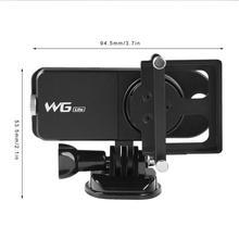 Портативная одноосная надеваемая камера Gimbal стабилизатор для FY WG Lite для Gopro 3 3+ 4 камеры носимые аксессуары для Кардана