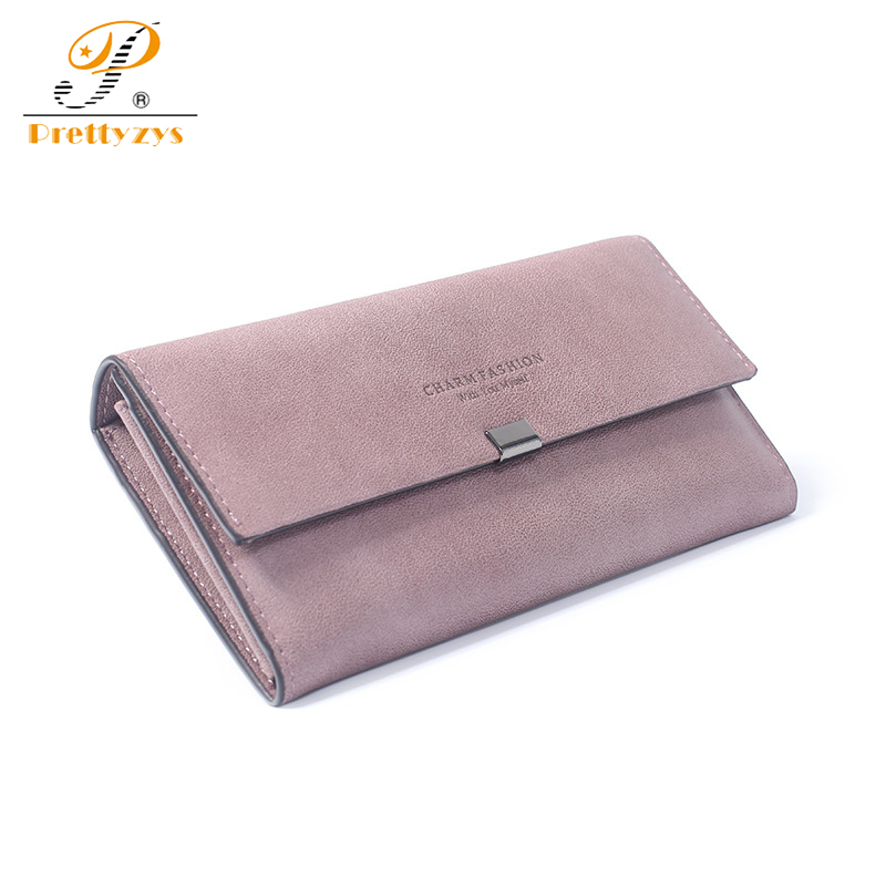 Long Women Wallet Female Ladies Coin Purses Card Holder Large Leather Perse Fashion Vintage Mobile Phone Money Bag Handy Gifts vintage leather women long wallets ladies fashion wallet coin 3fold purse female coin pocket card holder wallet purses money bag
