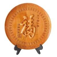 Персик резьба по дереву ремесла и подарки украшение мебельные аксессуары персик образный mantou kanpan послал старик послал к le