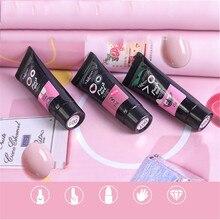 15ML UV Gel Poly Gel Nails Polygels Nails Builder Poligel Na