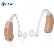 2 PCS/ Lot S-268 Powerful Ear Hearing Aid Mini Device Sordos Ear Amplifier Aides Cheap Hearing Aids