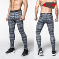 2016 new Men's Compression Tights Pants Brand Clothing Trousers Mens High Elastic Sweatpants Suitable For Indoor Joggers