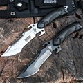 Volton Открытый тактический прямой нож для выживания  нож для выживания в дикой природе  многофункциональный Походный нож k10 с ручкой 7cr13mov