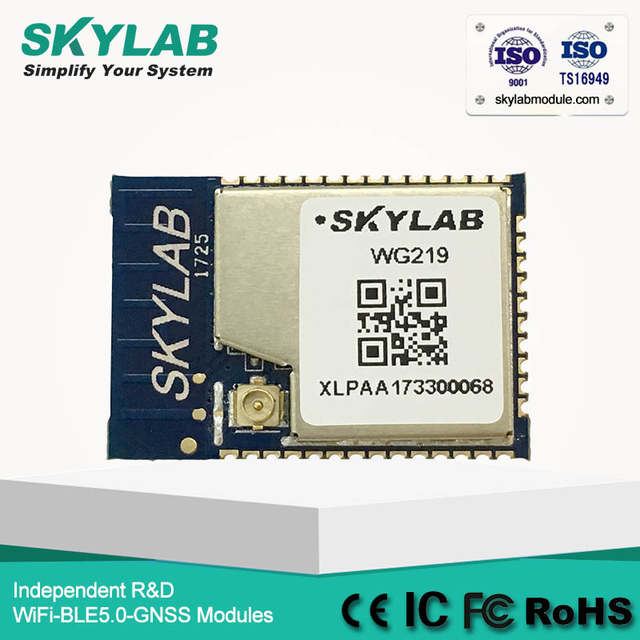 US $1 95 |2018 Hot Skylab Wifi Module Mqtt Web Server Sdk At Commands  Programmed Firmware Library Pinout Esp8266 Wifi For Arduino Ide-in GPS  Receiver