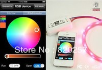 LED Mini magic wifi controller for RGB Strip, DC12V 24V, Android and IPHONE IPAD smartphone and Tablet compatible