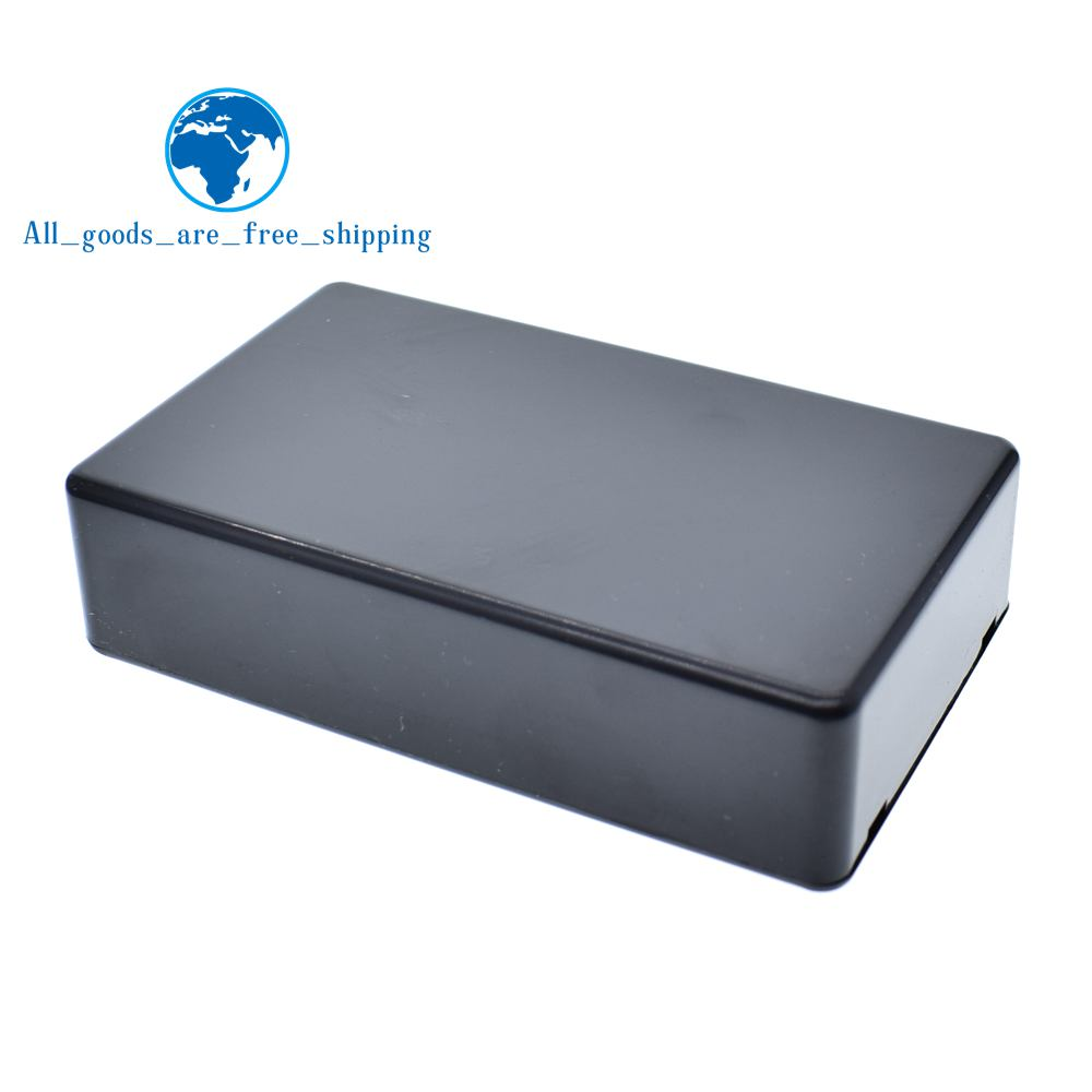 10Pcs Electronic Enclosure Instrument Project Case Box ABS Plastic 100x60x25mm