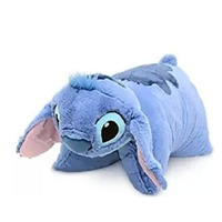 2017 Rare Special Original Movie Cartoon Stitch 626 Cute Stuff Plush Toy Cushion Pillow Baby Birthday Gift