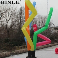 Promotional items mini colorful inflatable sky dancer funny air dancer tube man for advertising