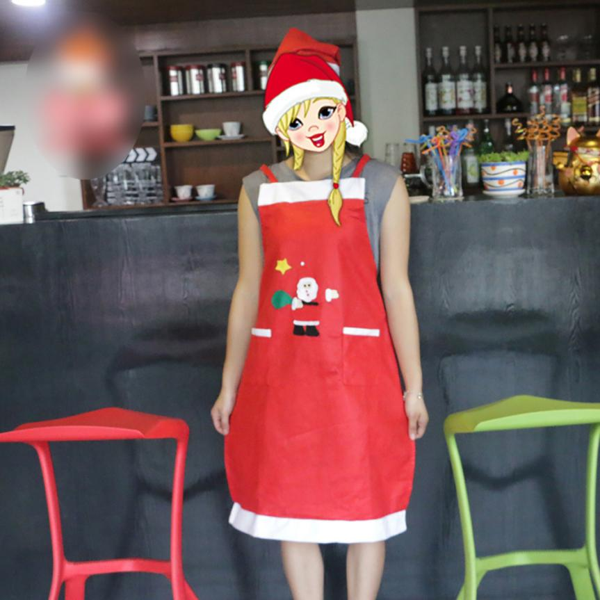 Novelty Cooking Kitchen Apron Funny BBQ Christmas Gift Funny Sexy Party Apron Z1016