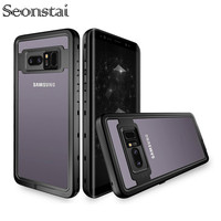 Waterproof Case For Coque Samsung Note 8 Case Note8 Cover Samsung Galaxy Note 8 Case 360