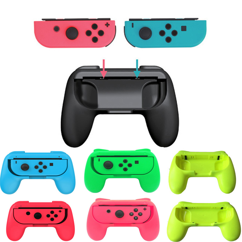 Nintend Switch Joy Con Handheld Bracket Handle Hand Holder Grips For Nintendos Switch Controller Accessories Nitendo Switch