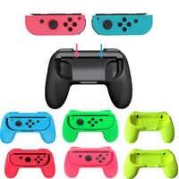Nintend Switch Joy con soporte de mano empuñadura del sostenedor de la mano para Nintendos interruptor controlador accesorios nitendo interruptor